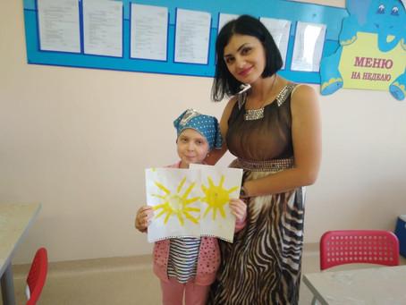 КМПК совместно с благотворительным фондом «Край добра» провели мероприятия «Выходной в больнице».