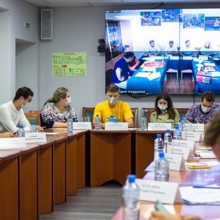 Встреча, приуроченная к 100-летию создания кубанского Комсомола