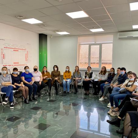 Стажировочная площадка для молодых педагогов ДОО