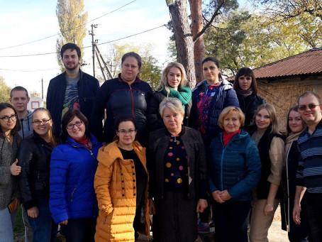Проведение выездного семинар – совещания «Реализация профессионального стандарта в работе молодого с
