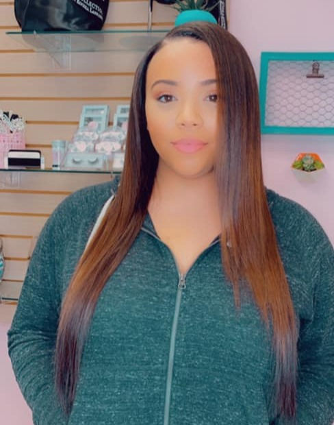 Sew In w/ Leave Out