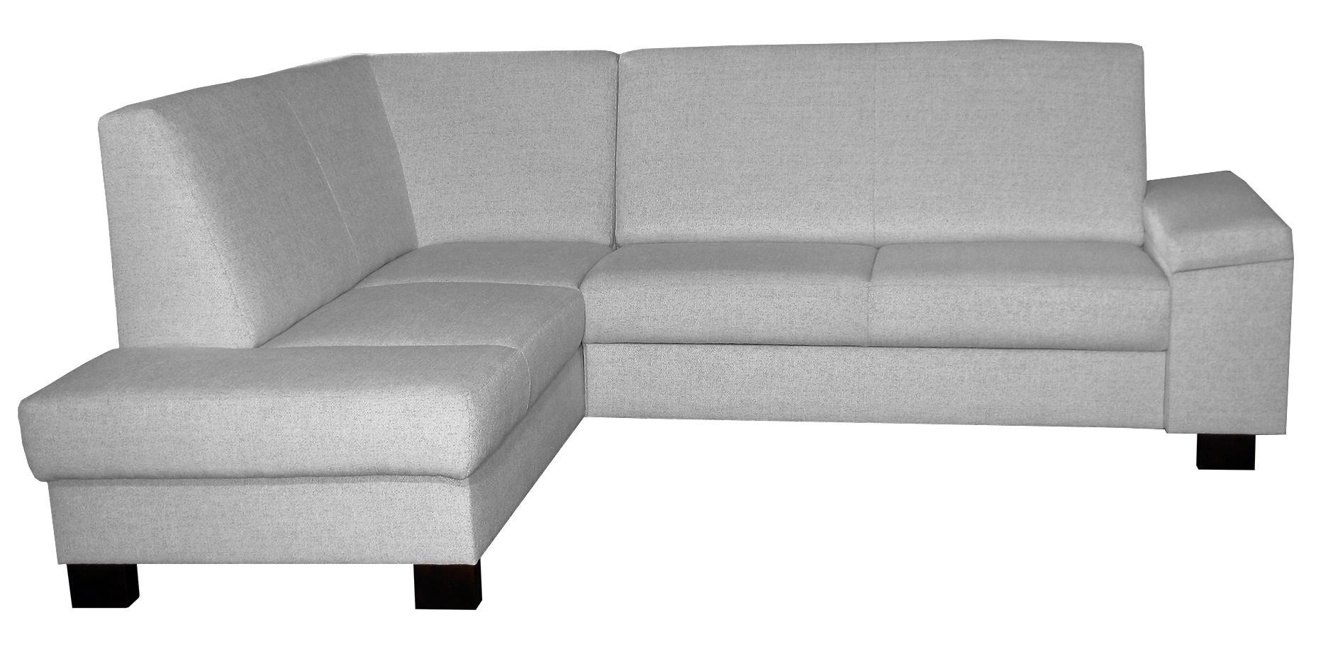 bílá sedačka