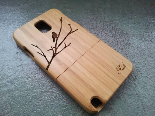 Wooden Custom Mobile Case