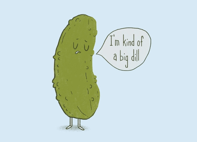 Are cramps getting you in a pickle?