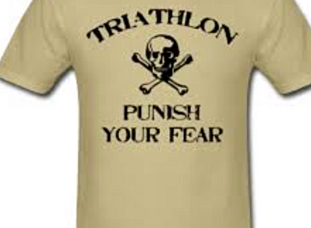 It's race time - what's your biggest fear?