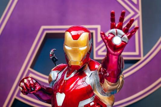 Hysan x Marvel Studios