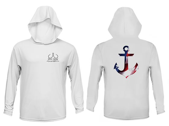 Youth USA Anchor Performance Hoodie