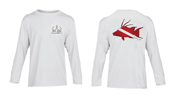 Youth Dive Hogfish Performance LS