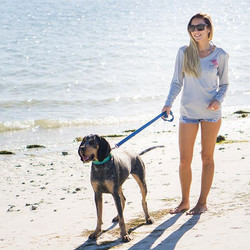 A beach kinda day with the pup is all you need! Shop online or find us at our shows!