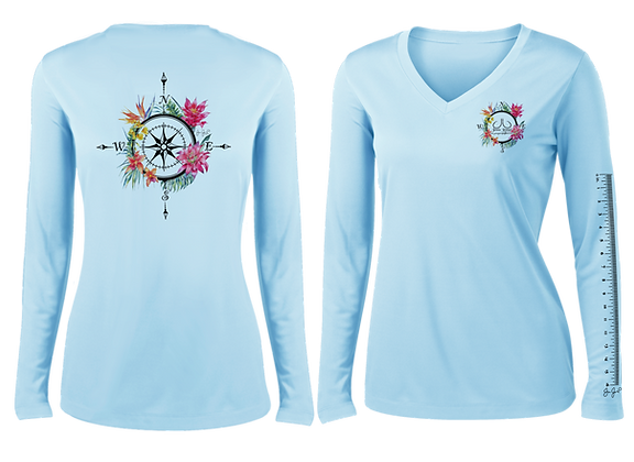 Ladies Islands Compass Performance LS