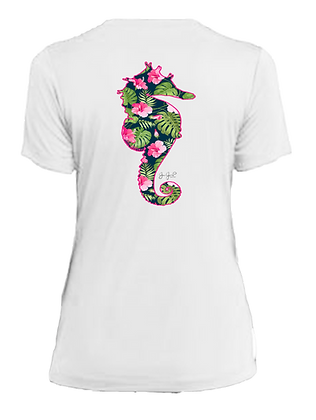 Ladies Sea Lilly Performance SS