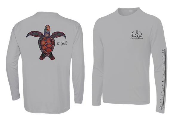 Men's Sea Turtle Performance LS