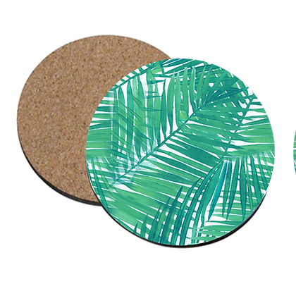 Palm Fron Coaster