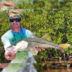 Our Mahi print performance long sleeve  and our banana buff is  making this fisherman's (_chucks34u)