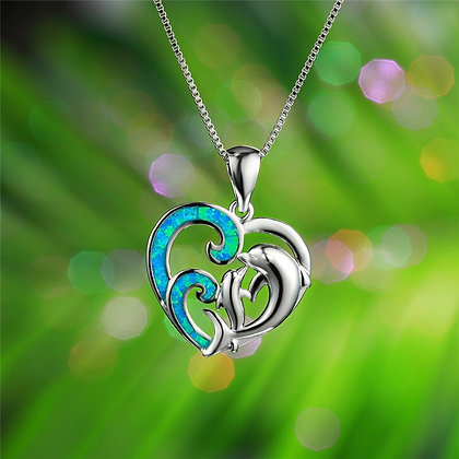 Love at Sea Necklace