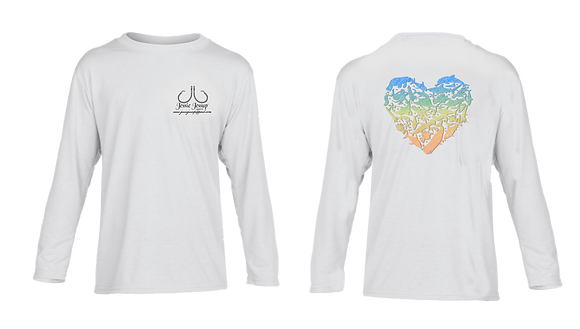 Youth Sea Love Performance LS/SS