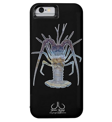 Lobster March Battery IPhone 6 Case