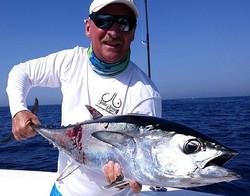 Got tuna__ -_-_-_-_-#tuna #fishing #ocea