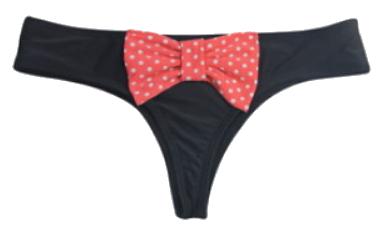 Minnie Mouse Brazilian Bottom