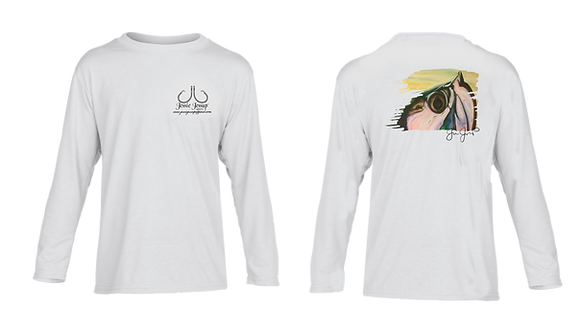 Youth Tarpon Head Performance LS/SS