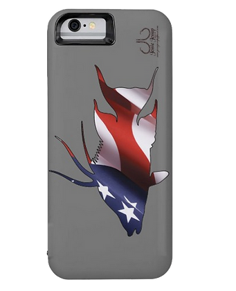 American Hogfish Battery IPhone 6 Case