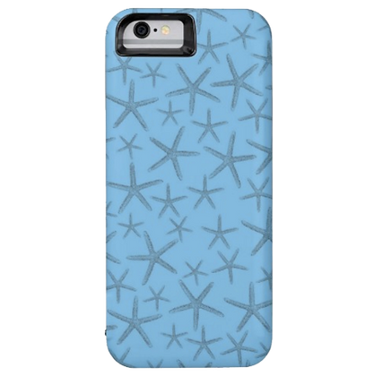 Blue Starfish Battery IPhone 6 Case