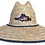 Thumbnail: Hog Spear Patch Straw Hat