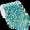 Thumbnail: Fish Splatter Men's Work Tie