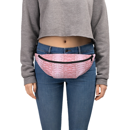 Tarpon Scales Fanny Pack