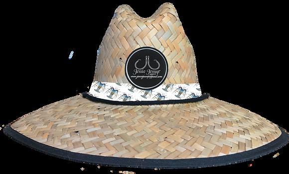 Lobster March Straw Hat