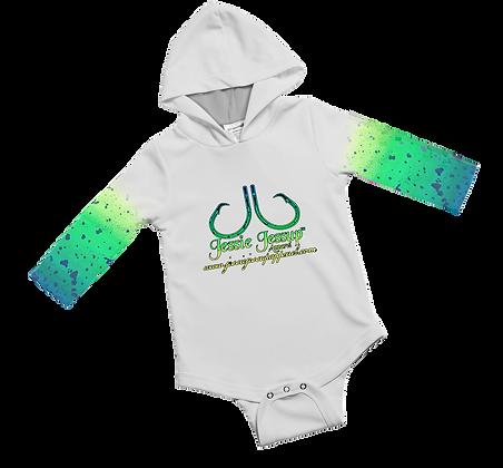 Mahi Logo Baby Onesie