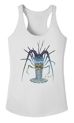 Ladies Lobster March Performance Tank
