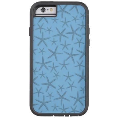 Blue Starfish Extreme Phone Case