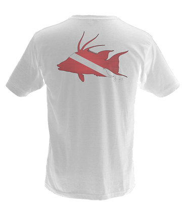 Dive Hogfish Poly Cotton SS