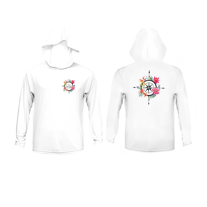 Youth Islands Compass Performance Hoodie
