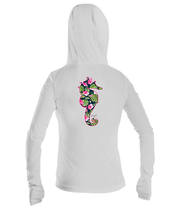 Ladies Sea Lilly Performance LS Hoodie