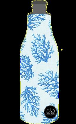Blue Corals 12 oz. BOTTLE Coolie