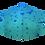 Thumbnail: Blue Mahi Face Mask