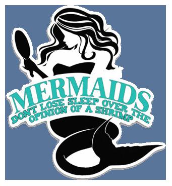 Mermaids Sticker