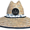 Thumbnail: Blue Coral Straw Hat