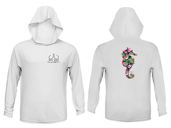 Youth Sea Lilly Performance Hoodie