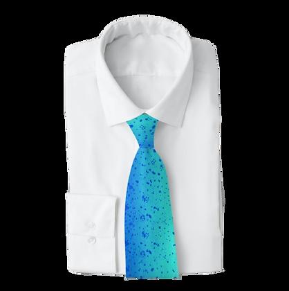 Blue Mahi Men's Work Tie