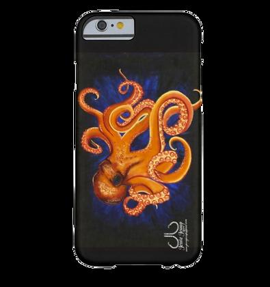 Octopus Tough Phone Case
