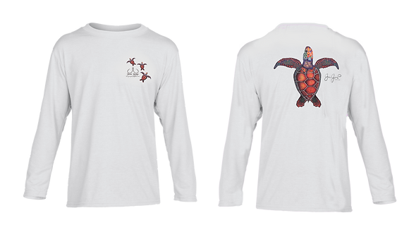 Youth Turtle Performance LS/SS