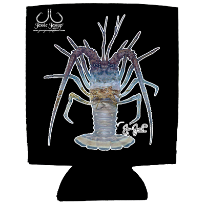 Lobster March 12 oz. Can Coolie