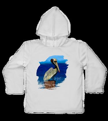 Pelican Toddler Hooded LS