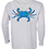 Thumbnail: Blue Crab Performance Hoodie