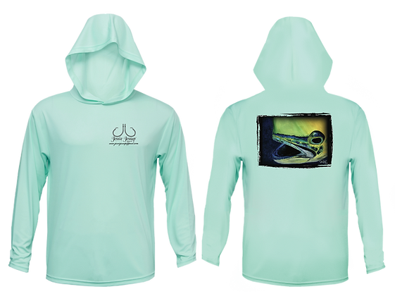 Youth Mahi Head Performance Hoodie