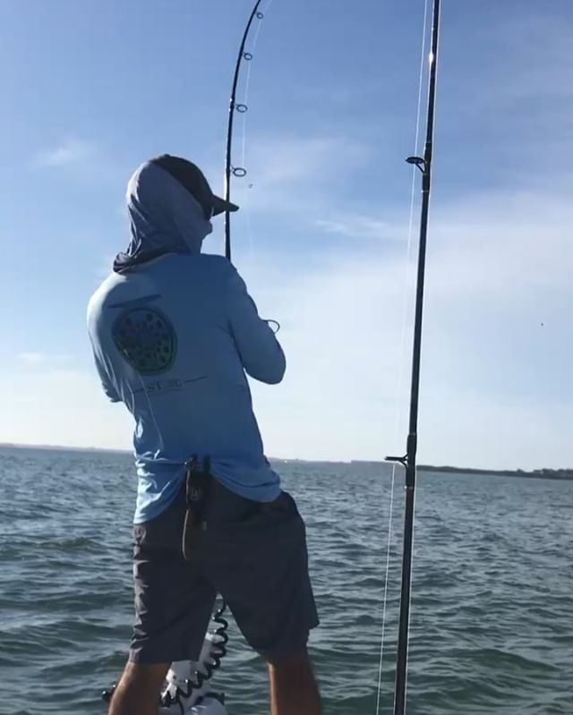 Anyone else catch the bite today_ 🐟 Com