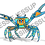 Thumbnail: Youth Land Crab Performance Hoodie